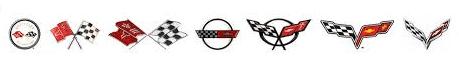 Corvette logos 01