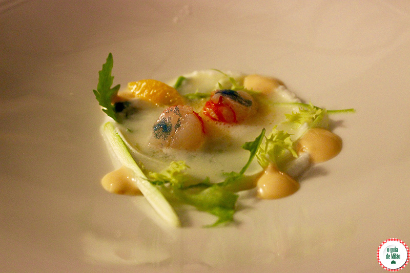 Restaurantes em Sorrento na costa Sorrentina Terrazza Bosquet 2  O Guia de Milo
