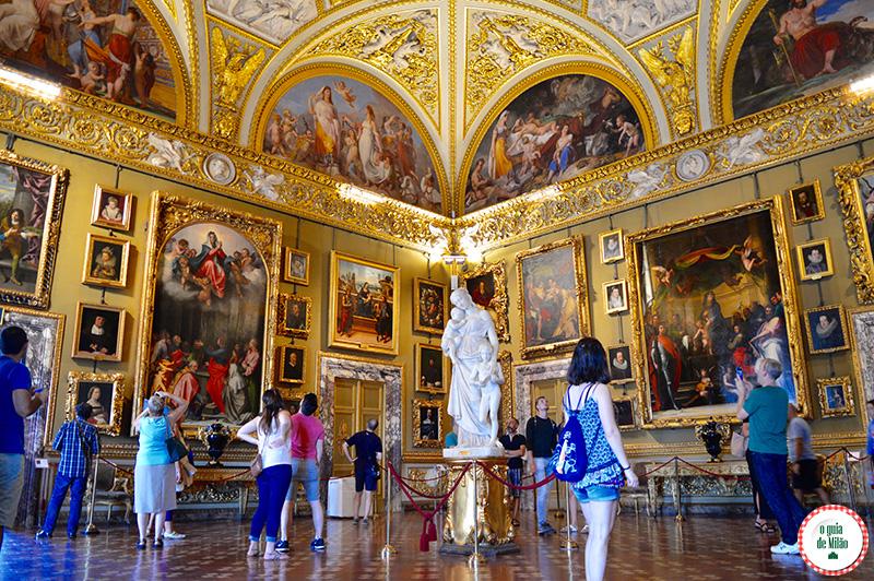 Pontos tursticos de Florena Museus arte e cultura em Florena pontos de interesse turistico de