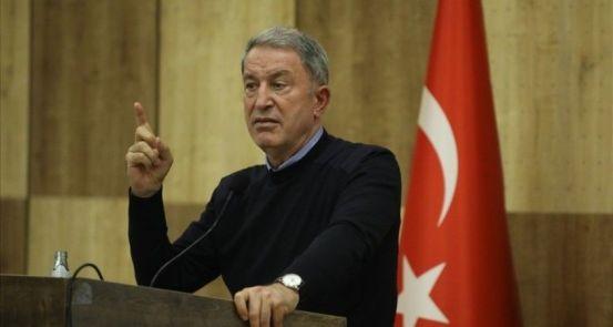 """""""Η επίθεση σε τούρκικα στοιχεία θα θεωρηθεί επίσης ως νόμιμος στόχος παντού από τα δολοφόνια στοιχεία Haftar."""""""