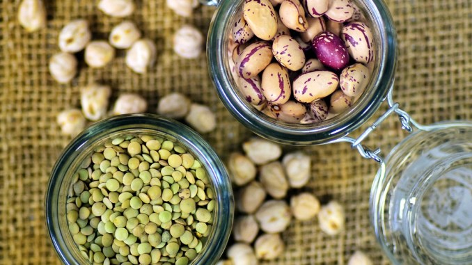 Veganlarda protein eksikliği