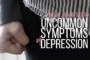 Uncommon Signs of Depression Thumb