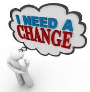 changing