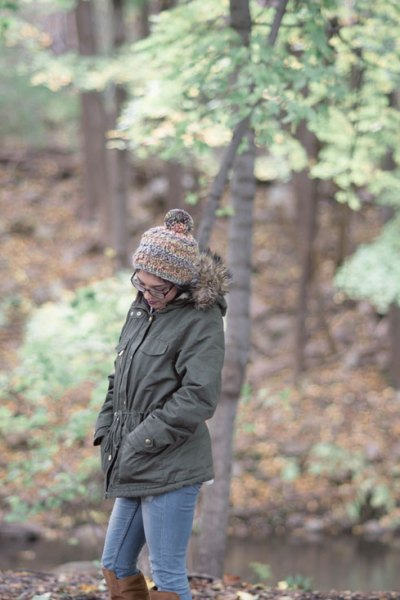 Free Knitting Pattern For The Valley Knit Hat