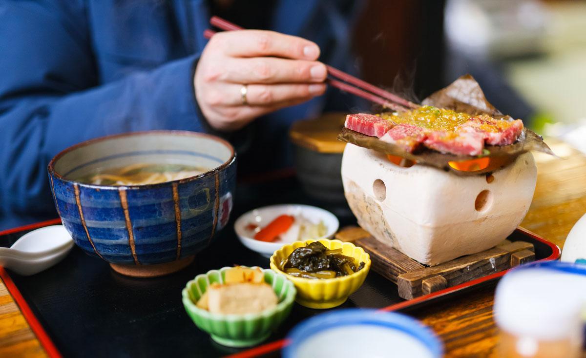 10 motivi per cui la cucina giapponese  salutare  Ohayo