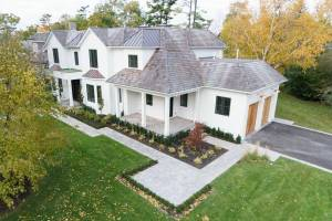 Oakville luxury home construction