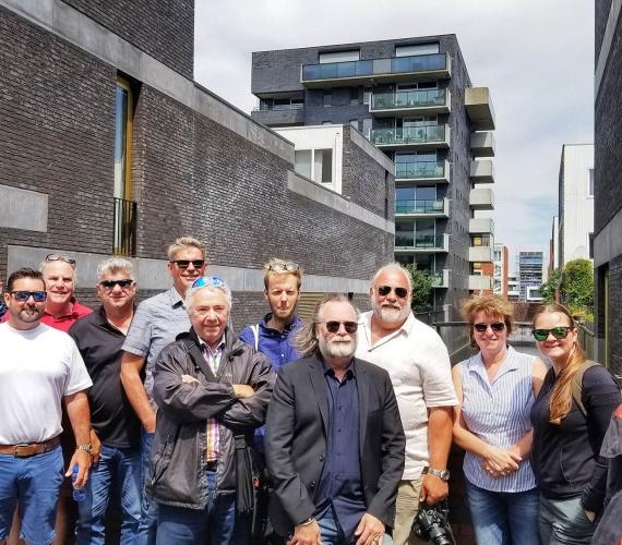 2018 International Housing Study Tour – The Netherlands