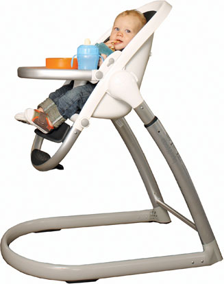 phil and ted high chair nz rocking crib combo teds pod