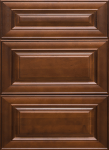 This is a picture of G Cherry Maple cabinet door.