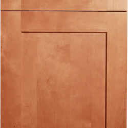 This is a picture of S2 Honey Maple cabinet door.