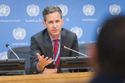 增进和保护见解和言论自由权问题特别报告员大卫•凯伊(David Kaye)先生