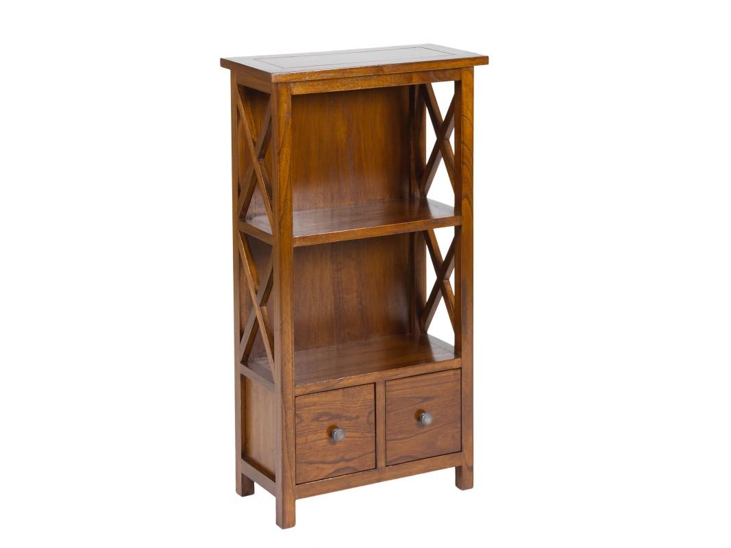 Mueble librera pequeo de madera  Catlogo muebles libreras