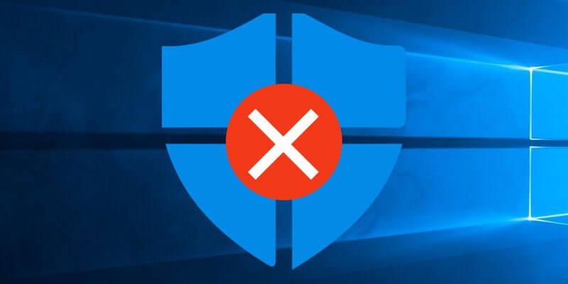 如何在windows 10系统下禁用Defender Antivirus