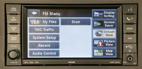 Chrysler 300c Audio Wiring Diagram Chrysler To Launch Mygig Embedded Hard Drive In Mid