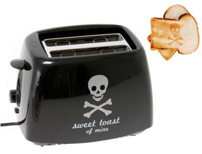 Pirate Toaster