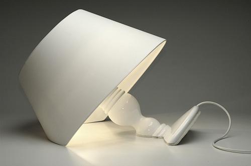 Titanic Lamp (Image courtesy Viable)