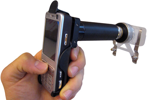 CellScope (Image courtesy Crave)