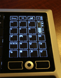 [CES 2010] Eclipse litetouch Keyboard Brings A Touchscreen