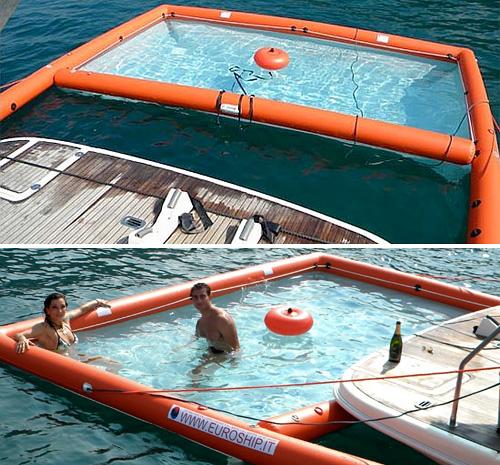 Magic Swim (Images courtesy Euroship)