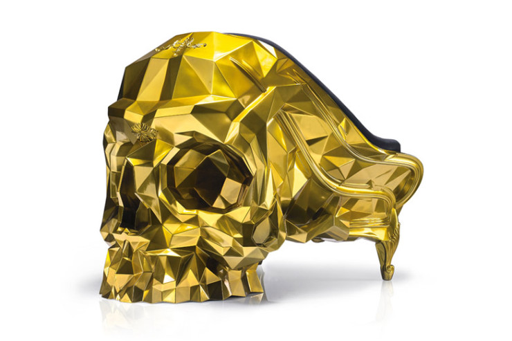 For Your SuperVillain Ambitions A 500000 Golden Skull