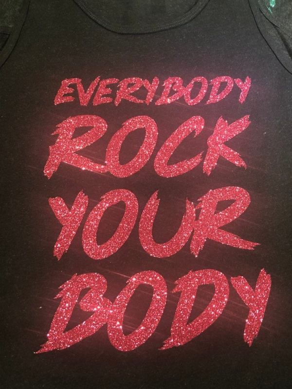 Everybody Rock Your Body (with BSB Names on Back)