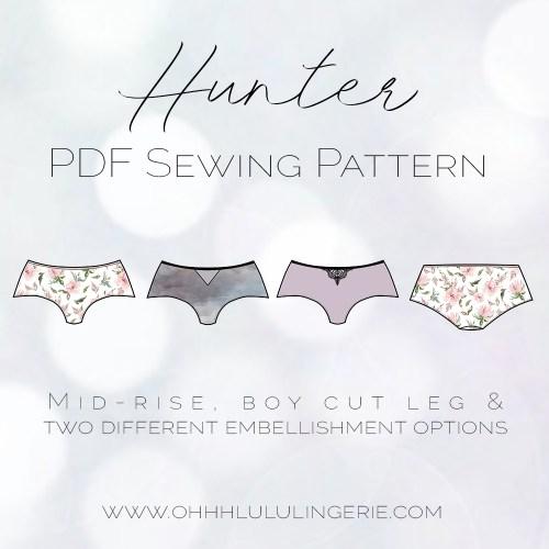 Sewing Patterns Ohhh Lulu