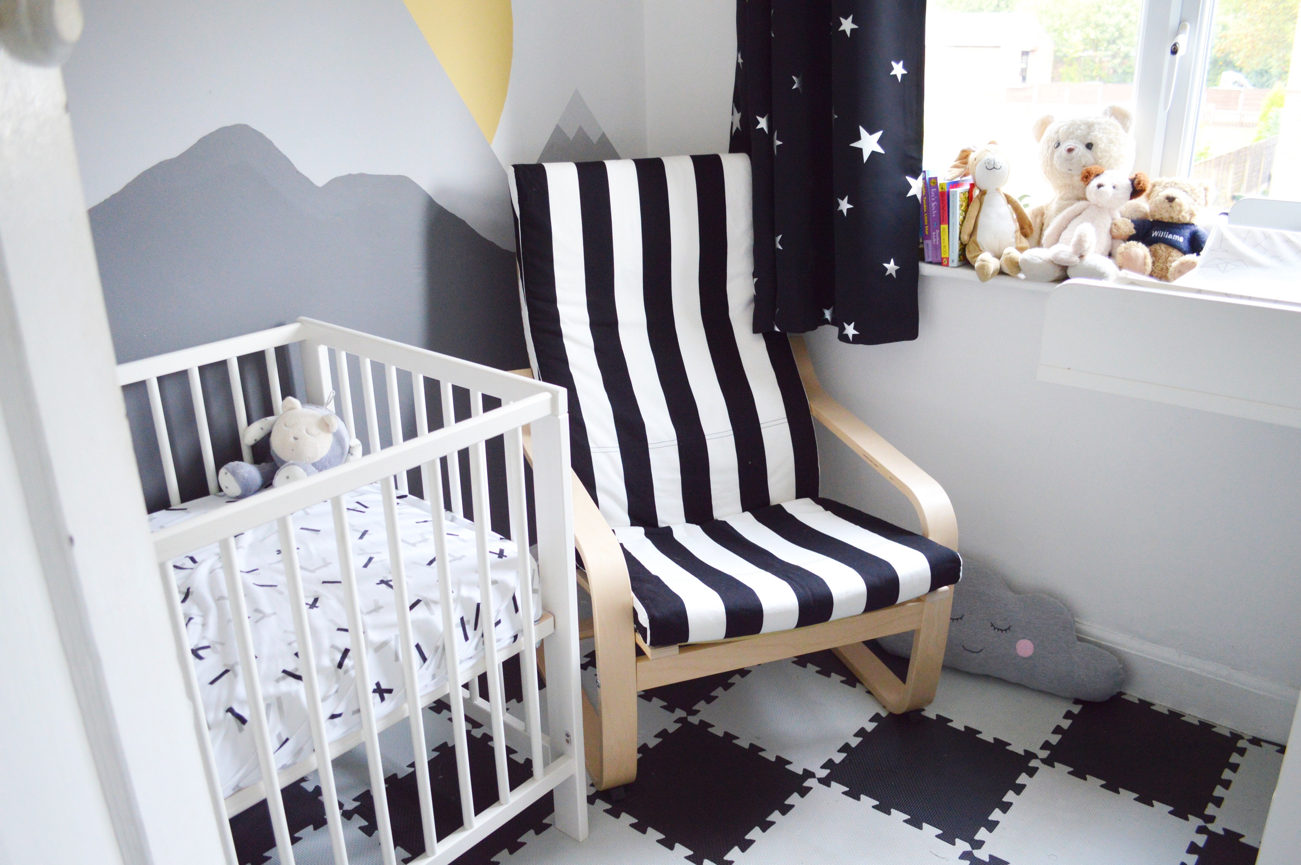 ikea poang chair review silver sashes our new nursing oh hi diy