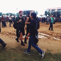 Riot Fest, Day 1: Bands Henry Doesn't Care About & Mud