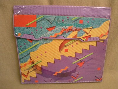 1992-vintage-mead-trapper-keeper-designer-series-folder-w-wild-geometric-design_110743088008