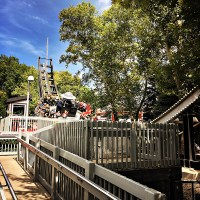 Chooch n' Me At Kennywood, Part 3: Wrapping It Up
