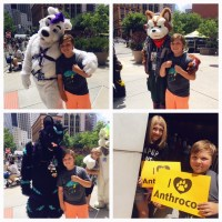 Erin Goes to the Furry Parade, & other loosely-related tales.