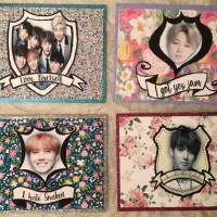 #BTS Notecard Set in the House!