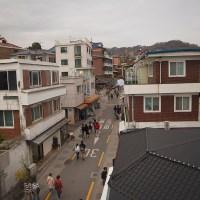 Samcheondong: 3/31/18