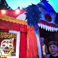 Chooch's Haunted House Review: Darkview 2018