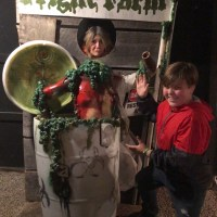 Chooch's Haunted House Reviews 2018: Fright Farm