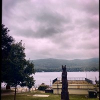 That time I found out about Lake George
