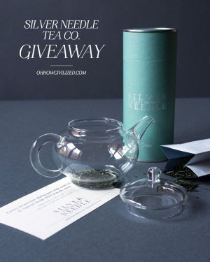 Silver Needle giveaway