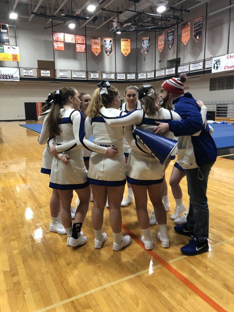 2018 State Cheerleading Photos Ohio Athletic Committee