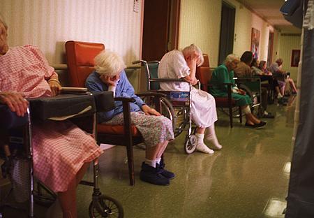 a nursing home