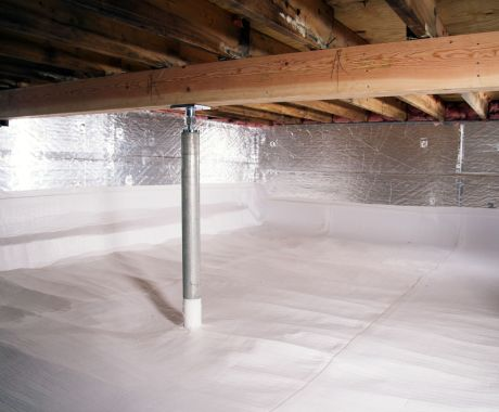The Most Effective Crawl Space Encapsulation
