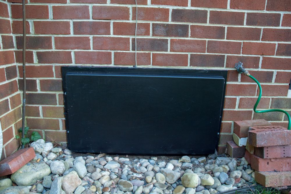 Crawl Space Vent Cover Ohio Basement Systems