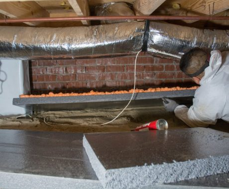 Is Thermal Insulation Good for My Crawl Space?