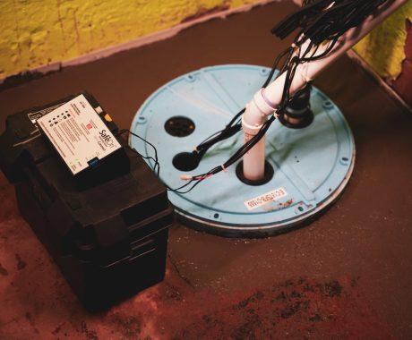 Airtight Sump Pump Cover