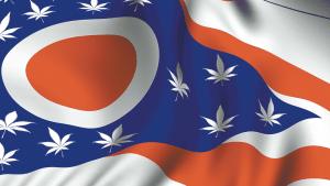 Ohio Pot Flag
