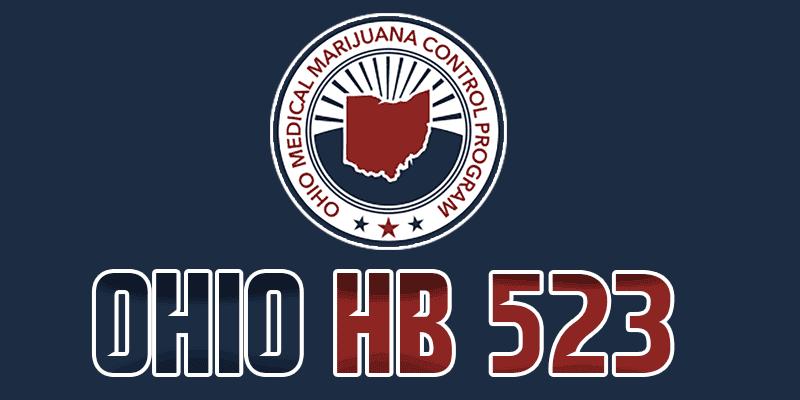 Ohio HB 523 Banner