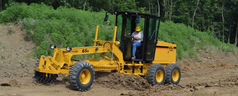 NorAm Motor Graders | Ohio Cat
