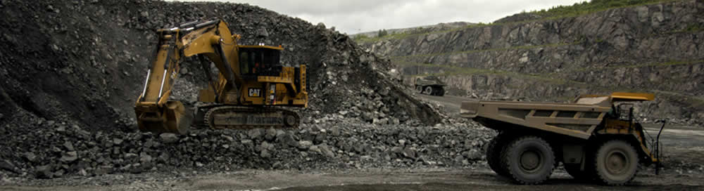 Cat Mining Equipment