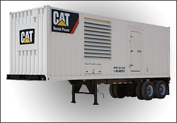 Power Systems Cat 2000 kw Generator