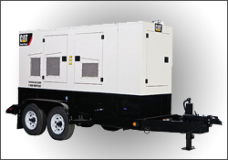 Power Systems Cat 200 kw Generator