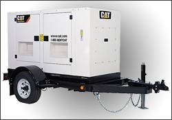 Power Systems Cat 30 kw Generator